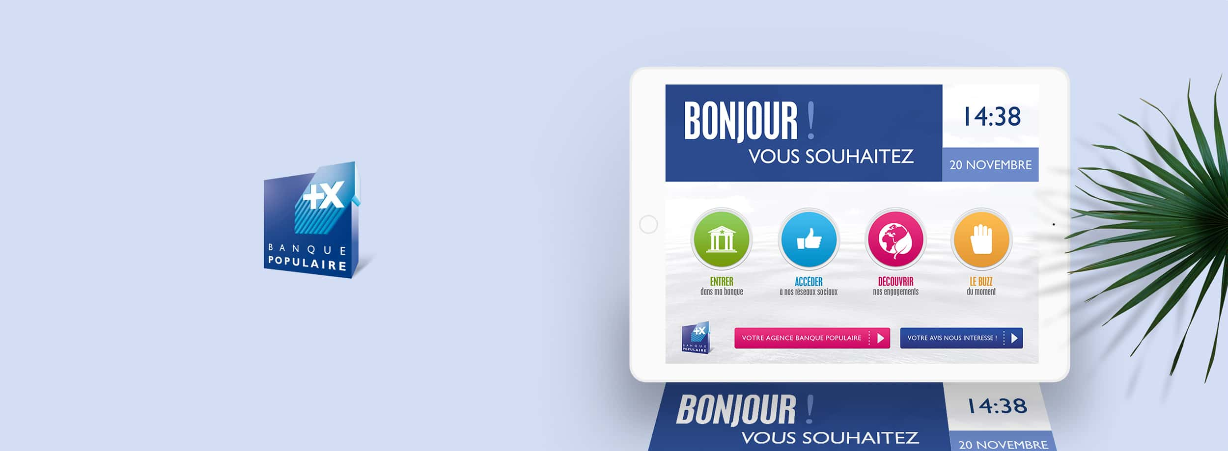 Application Banque Populaire Grand Ouest
