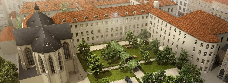 Modélisation 3D Immobilier