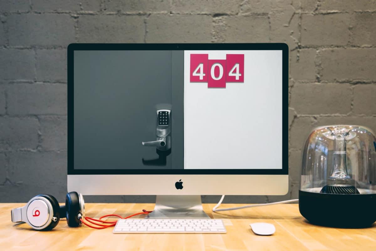 Conseil d'agence 404 Error Nantes