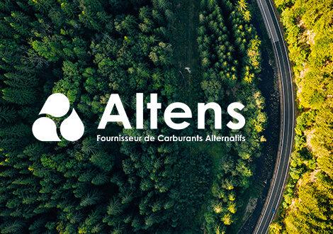 Site web Altens