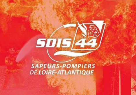 Site web SDIS44