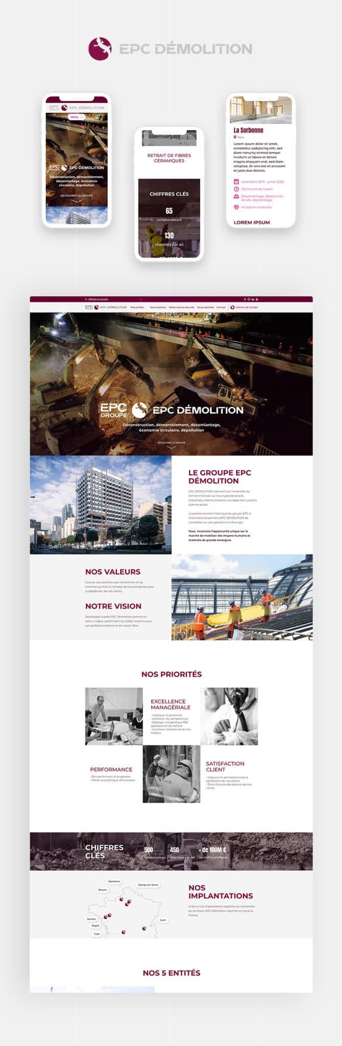 EPC Démolition