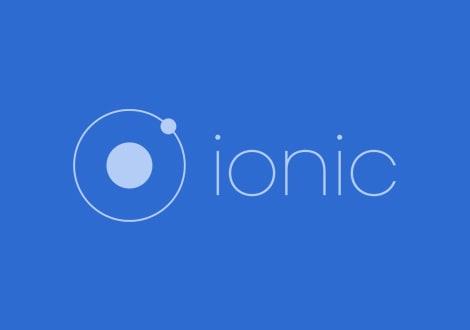 Développement mobile Ionic