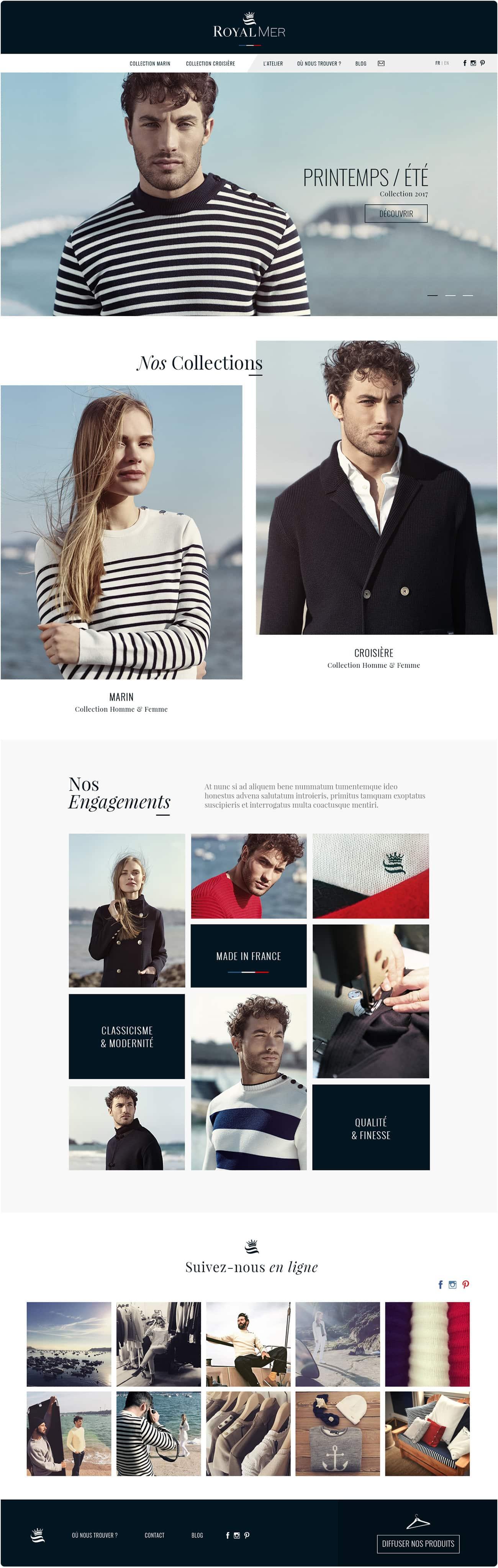 Agence Web Royal Mer