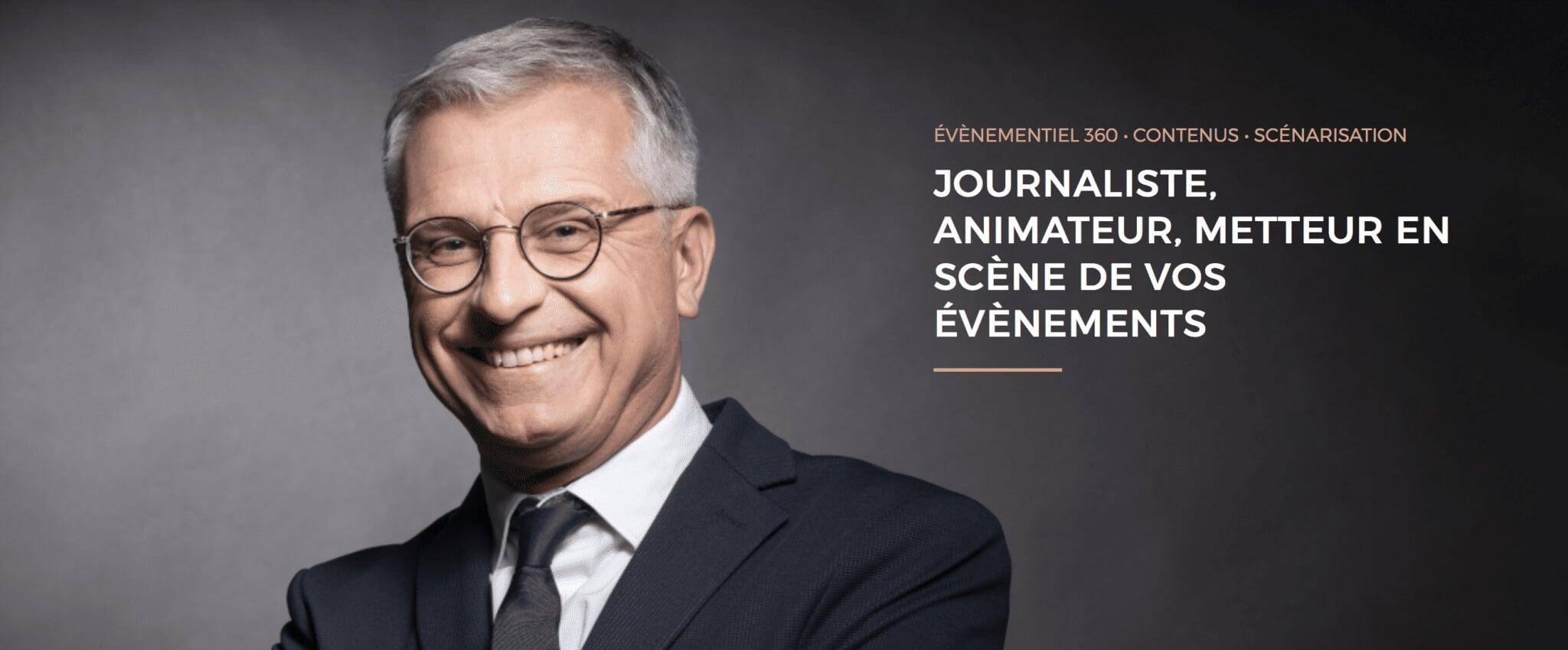 Thierry Cabannes Journaliste